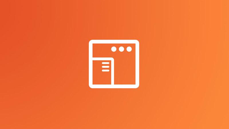 How to build a really simple responsive menu | Bastien Delmare